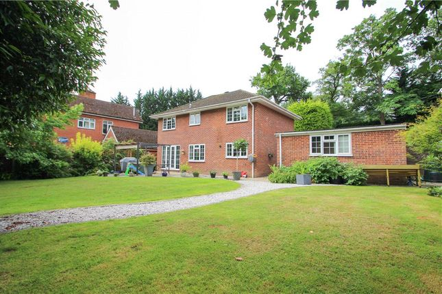 4 bed detached house for sale in South Farm Lane, Bagshot, Surrey