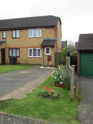 Thumbnail End terrace house to rent in Mellish Road, Bilton, Rugby