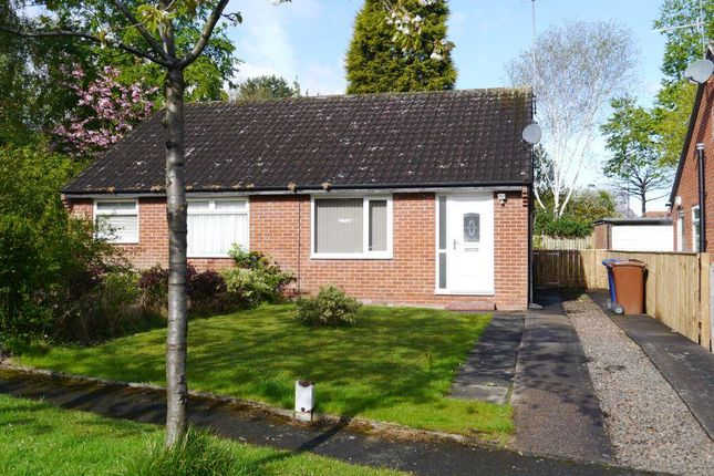 Thumbnail Semi-detached bungalow to rent in Pinewood Close, Kingston Park, Newcastle Upon Tyne