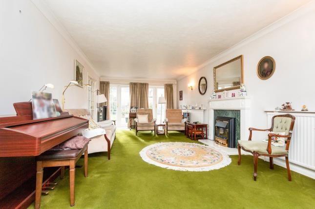 Lounge of Camberley, Surrey, United Kingdom GU15