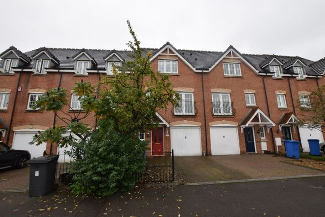 Thumbnail 4 bed shared accommodation to rent in Windmill Hill Lane, Derby