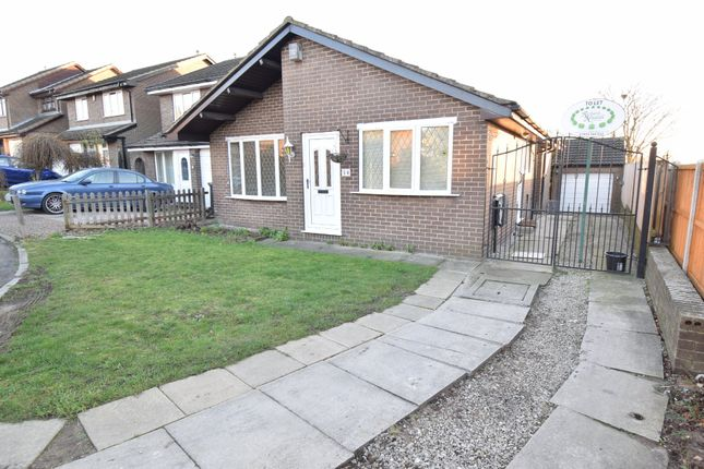 Thumbnail Detached bungalow to rent in Brayshaw Road, East Ardsley, Wakefield