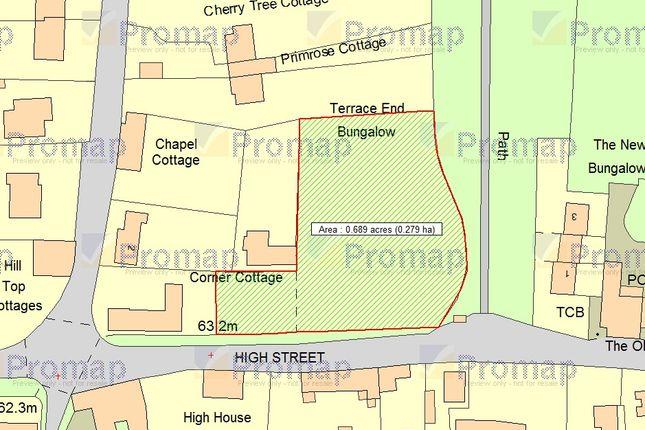 Thumbnail Land for sale in High Street, Whissonsett, Dereham