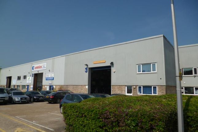 Thumbnail Industrial to let in Unit 3, Stanstead Road Trade Park, Goodwood Road, Eastleigh