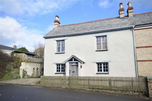 Thumbnail Terraced house for sale in Frithelstockstone, Torrington