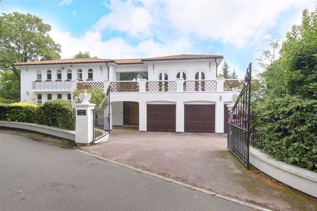 Thumbnail Detached house to rent in Totteridge Village, Totteridge, London