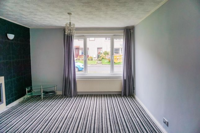 Lounge of Mansefield Crescent, Strathaven ML10