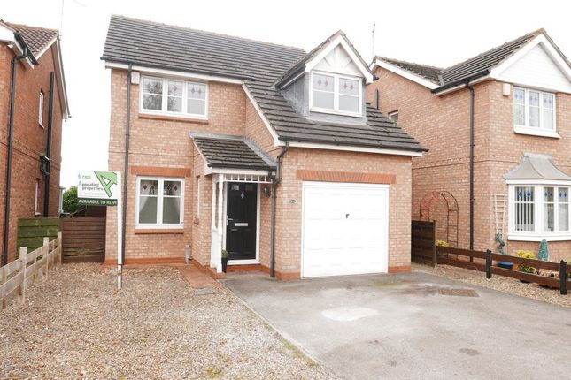 Thumbnail Detached house to rent in Forge Close, York, North Yorkshire