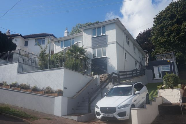 Thumbnail Detached house for sale in Luscombe Crescent, Paignton