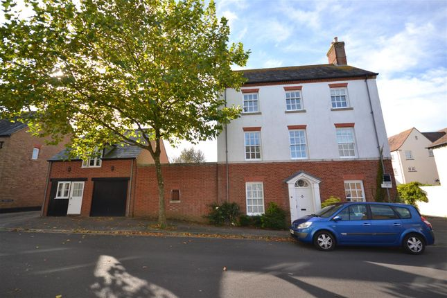 Thumbnail Detached house for sale in Middlemarsh Street, Poundbury, Dorchester
