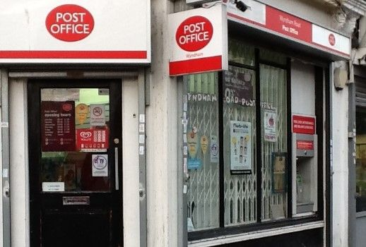 Thumbnail Commercial property for sale in Wyndham Road, London