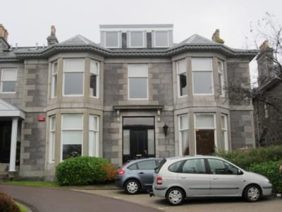 Thumbnail Flat to rent in Queens Road, Aberdeen