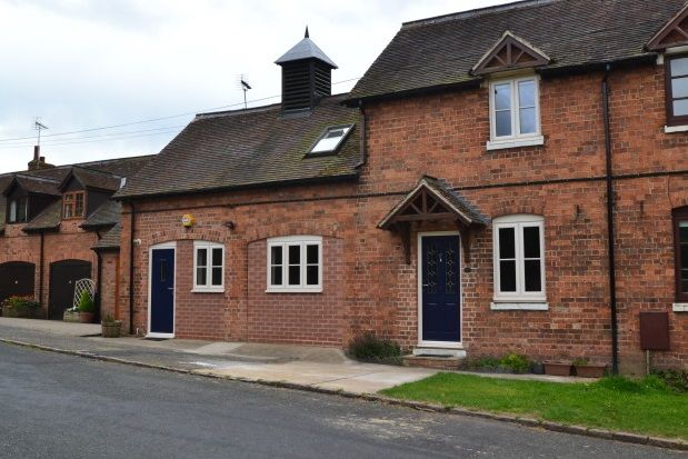 Thumbnail Cottage to rent in Manor Road, Medbourne, Market Harborough