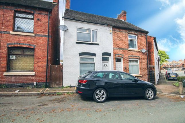 3 bed semi-detached house for sale in Shelton Street, Wilnecote, Tamworth, Staffordshire B77