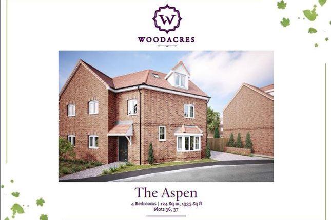 Thumbnail Semi-detached house for sale in Woodacres Way, Hailsham