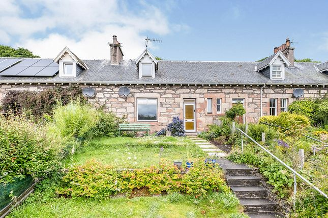 Thumbnail Terraced house for sale in Station Crescent, Fortrose, Highland