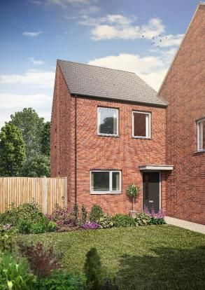 Thumbnail Semi-detached house for sale in The Ashcombe, Elderwood Place, Bliston, Wolverhampton