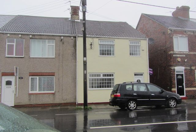 Thumbnail End terrace house to rent in Front Street, Wheatley Hill