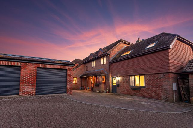 Thumbnail Detached house for sale in The Cedars, Peacehaven
