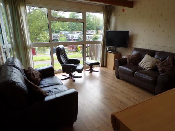 Lounge of Glan Gwna Estate, Llanbeblig, Caeathro, Caernarfon LL55