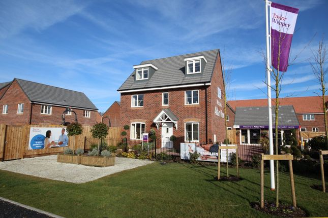 Thumbnail Detached house for sale in Brunel Rise, Didcot