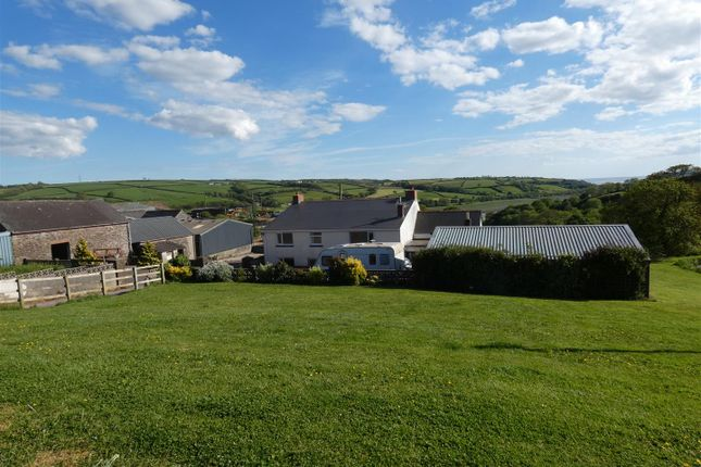 Thumbnail Country house for sale in Clomendy, Llangain, Carmarthen