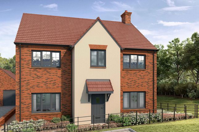 Thumbnail Detached house for sale in Challow Road, Wantage