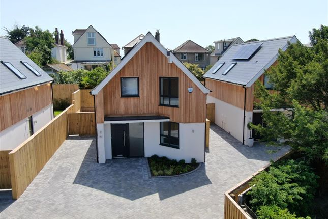 Thumbnail Detached house for sale in Leslie Road, Parkstone, Poole