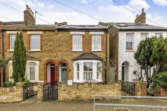 Thumbnail Semi-detached house for sale in Gothic Road, Twickenham
