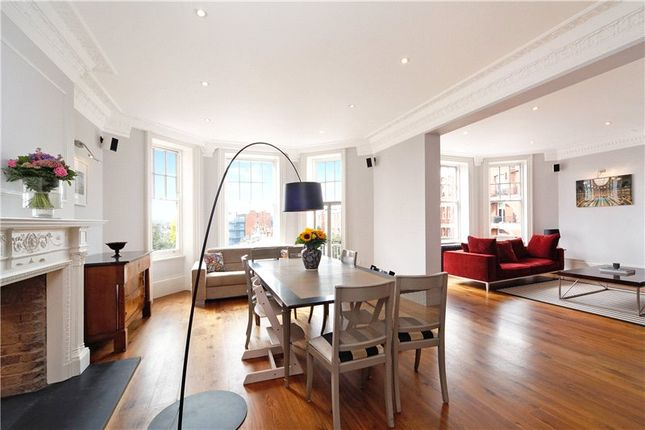 Thumbnail Flat for sale in Zetland House, Marloes Road, London
