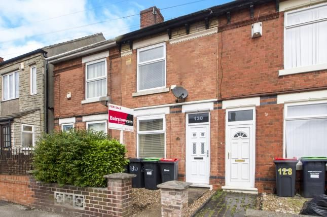 Thumbnail Terraced house for sale in Victoria Road, Kirkby-In-Ashfield, Nottingham