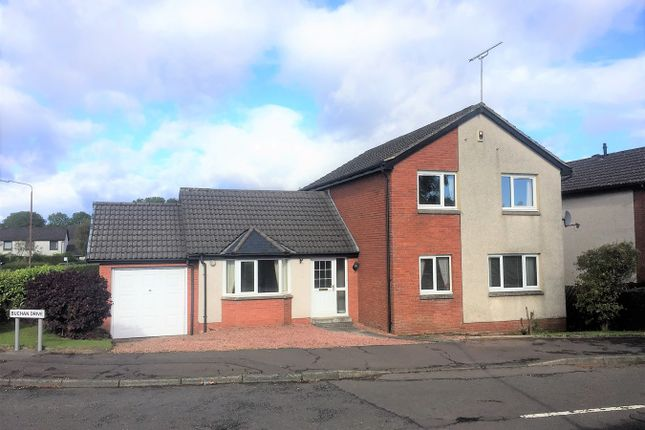 Thumbnail Property for sale in Buchan Drive, Dunblane