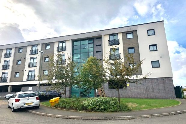 Thumbnail Flat to rent in Calverly Court, Coventry