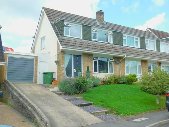 Thumbnail Semi-detached house for sale in Wells, Somerset, England
