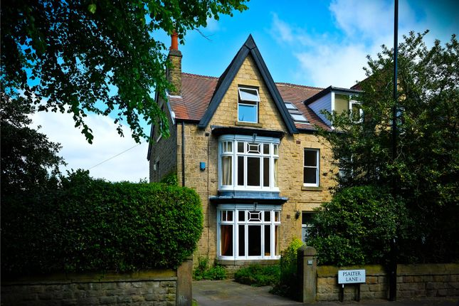 Thumbnail Semi-detached house for sale in Psalter Lane, Brincliffe, Sheffield