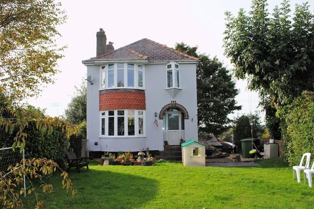 Thumbnail Detached house for sale in Dockham Road, Cinderford