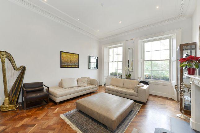 Thumbnail Flat to rent in Eccleston Square, London