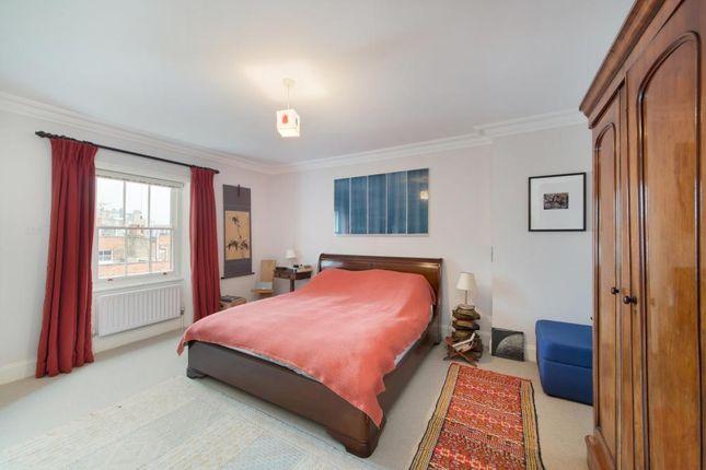 Master Bedroom of Bina Gardens, London SW5