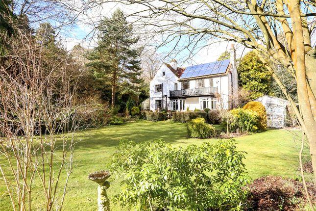 Thumbnail Detached house for sale in Gough Road, Fleet