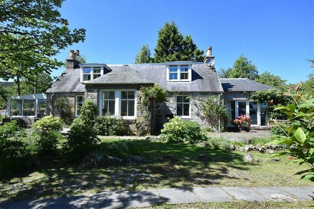 Thumbnail Detached house for sale in Grantown-On-Spey