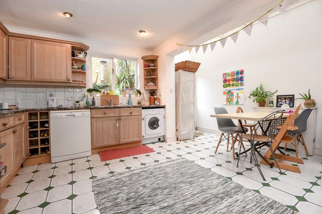 Thumbnail Terraced house for sale in Marney Road, London