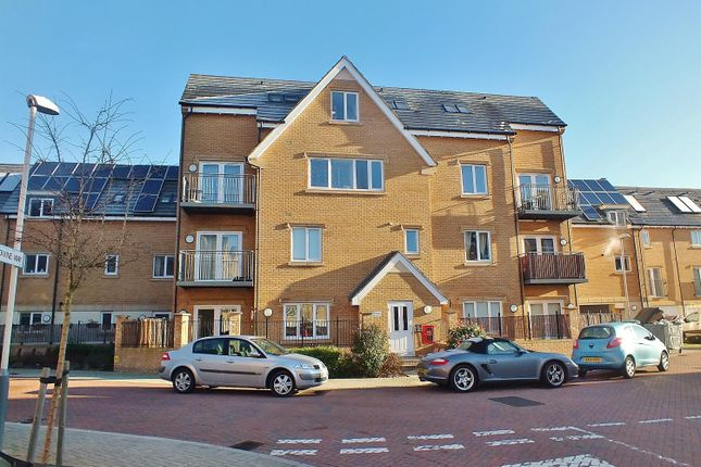 Thumbnail Flat to rent in Centurion House, 99 Varcoe Gardens, Hayes