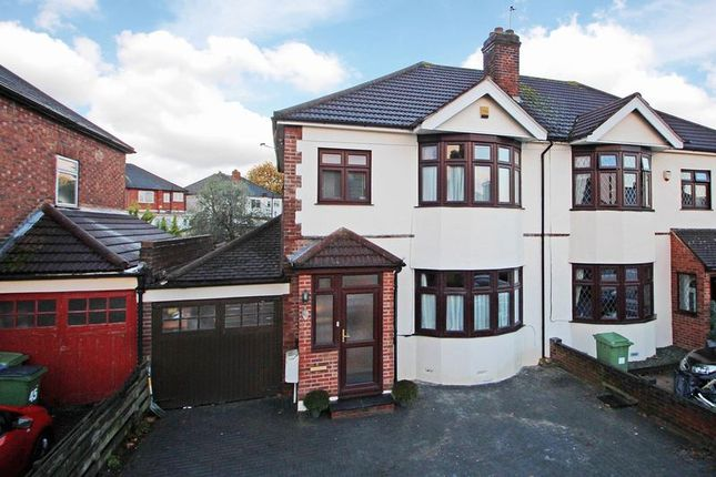 Thumbnail Semi-detached house for sale in Larchwood Road, London