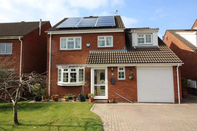 Thumbnail Detached house for sale in Hampshire Way, Yate, Bristol
