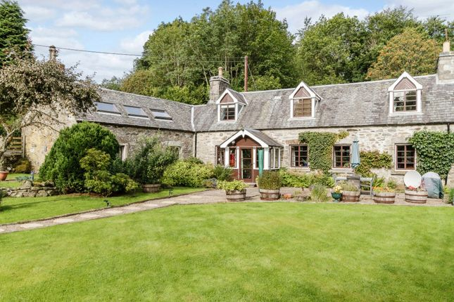 Thumbnail Detached house for sale in Camserney, Aberfeldy, Perth And Kinross