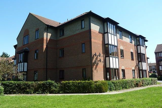 Thumbnail Flat to rent in Nelson Court, Blyford Way, Felixstowe