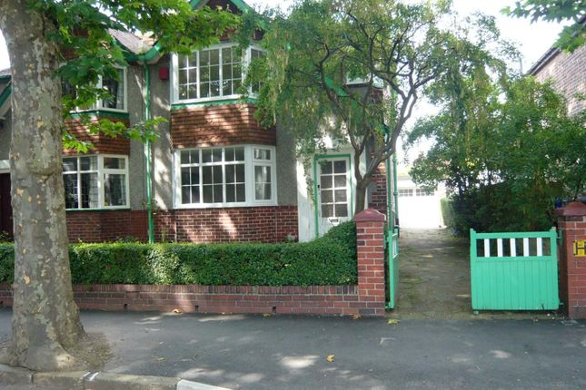 Thumbnail Semi-detached house to rent in Chaseley Road, Salford