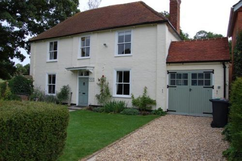 Thumbnail Detached house to rent in Appleshaw, Nr Andover, Hampshire