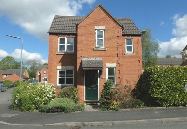 Thumbnail Semi-detached house for sale in Viking Way, Ledbury