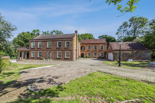 Thumbnail Detached house for sale in Norwood Hill, Horley, Surrey